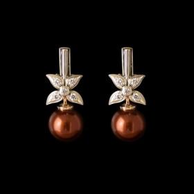 Earrings С1036